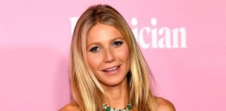 Gwyneth Paltrow: Not comfortable being in front of the camera