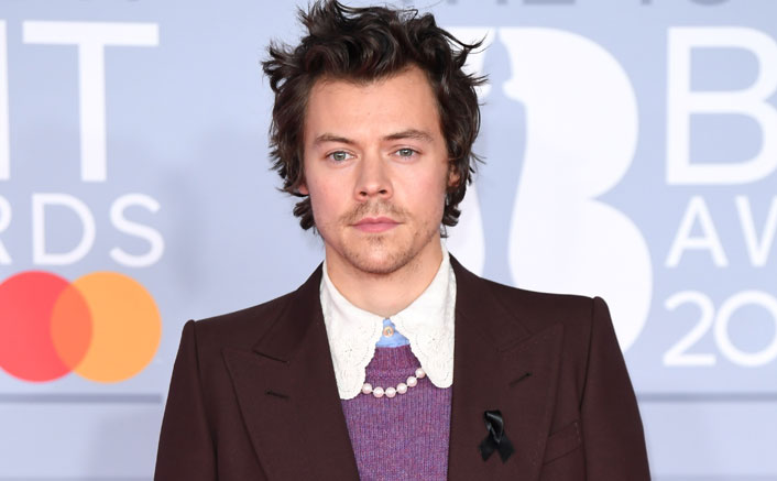Harry Styles On 'How Old Of A Woman Is Too Old To Date'