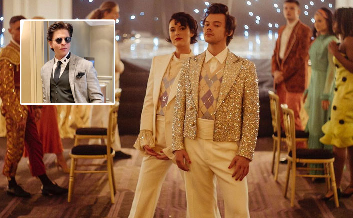 Harry Styles & Phoebe Waller-Bridge's 'Treat People With Kindness' Gets A Shah Rukh Khan Twist; Read On