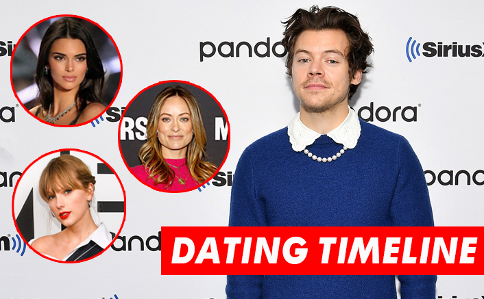 Harry Styles' 'Wilde' Dating Timeline - From Kendall Jenner To Taylor Swift, Take A Look