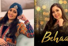 Harshdeep Kaur unveils her 'extremely soulful' single 'Behaal'