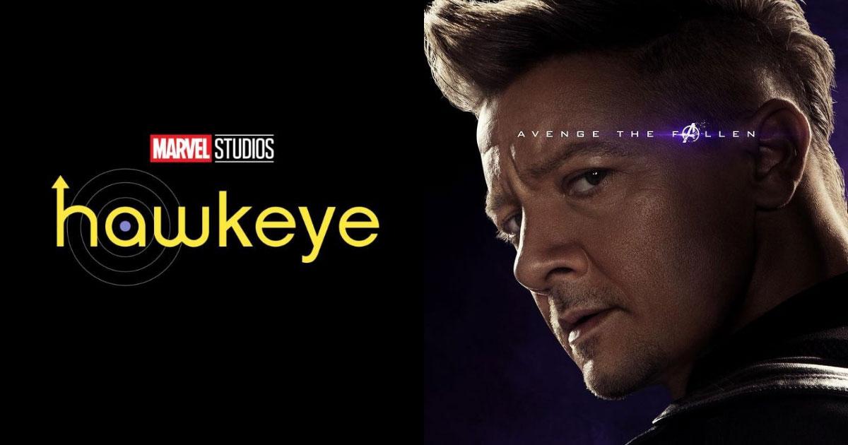 Hawkeye Is Back