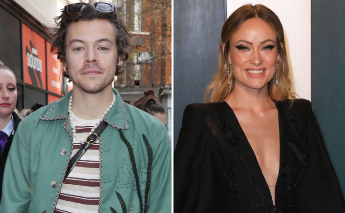 Olivia Wilde Is Not Moving In With Harry Styles