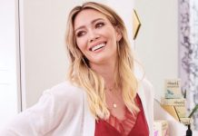 Hilary Duff: I got an eye infection from all the Covid tests