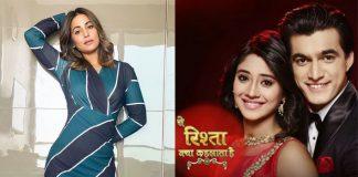 Hina Khan: Love I got for 'Yeh Rishta Kya Kehlata Hai' overwhelms me till date