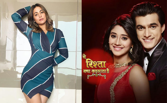 Hina Khan: Love I got for 'Yeh Rishta Kya Kehlata Hai' overwhelms me till date