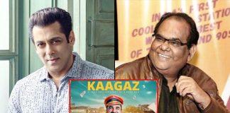 How did Salman Khan came on board for Pankaj Tripathi starrer Kaagaz? Satish Kaushik reveals