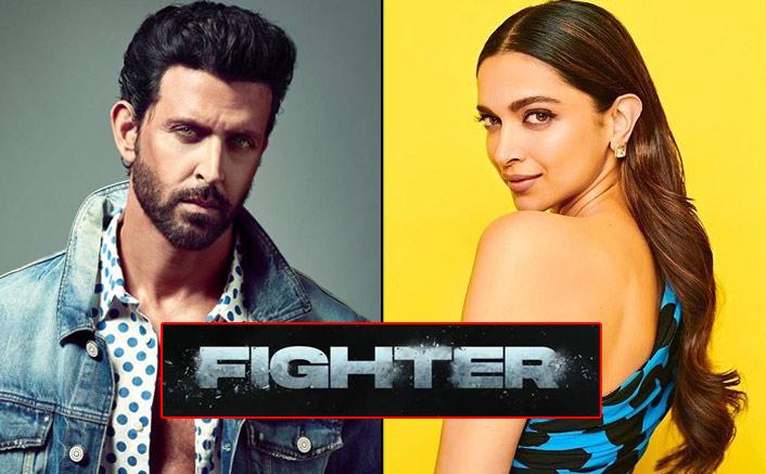 Hrithik Roshan & Deepika Padukone To Star In Siddharth Anand's Fighter