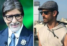 Hrithik Roshan Looks As Curious As A Cutie Cat In This Throwback Picture Shared By Amitabh Bachchan