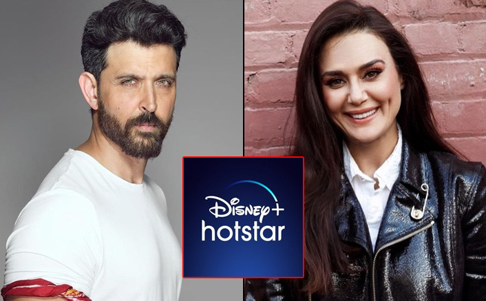 Hrithik Roshan To Make His OTT Debut With Preity Zinta's Next Production For Disney+ Hotstar? Check Out