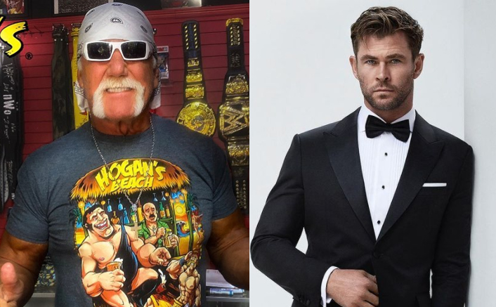 Hulk Hogan Says Chris Hemsworth Is In Crazy Shape