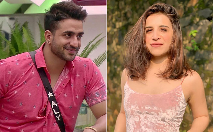 Benafsha Soonawalla Talks On Aly Goni In Bigg Boss 14