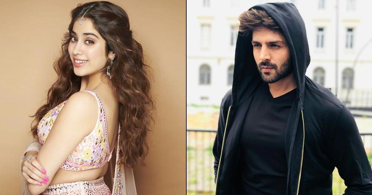 Is All Well Between Rumoured Couple Kartik Aaryan & Janhvi Kapoor?
