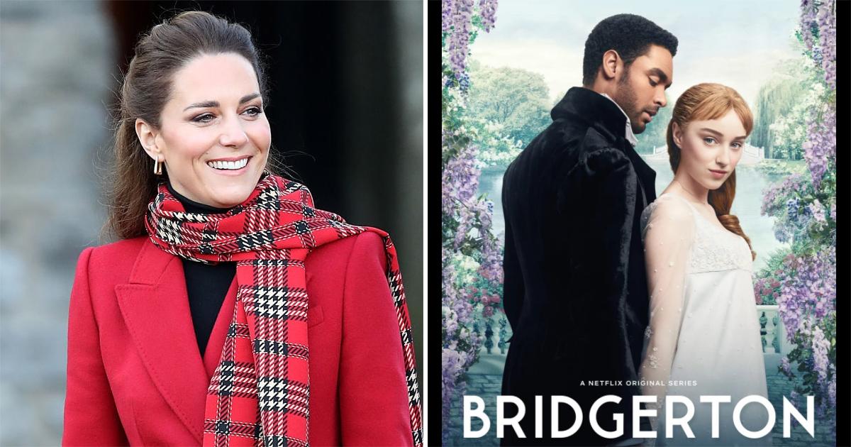 Kate Middleton Might Be A Bridgerton Fan & We Love It