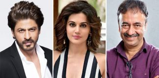 Is Taapsee Pannu A Part Of Shah Rukh Khan Starrer Rajkumar Hirani Film? Actor Answers