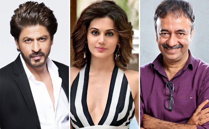 Taapsee Pannu Opens Up On Rumours Of Being Cast In Shah Rukh Khan's Rajkumar Hirani Film