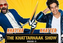 Ishaan Khatter is 'the actual Khattarnaak guy': Sahil Khattar