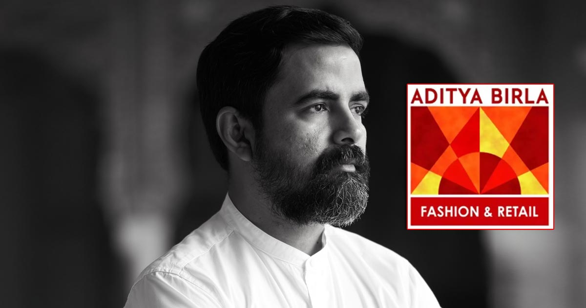 It's Official! India's First 'Luxury Fashion House' Sabyasachi Sells 51% Stake To Aditya Birla Fashion