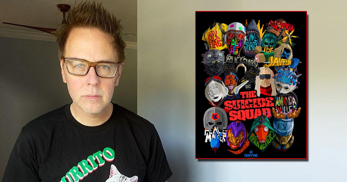 James Gunn Reveals Some Interesting Details About The Suicide Squad