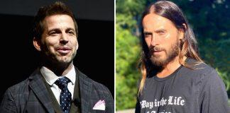 Jared Leto calls Zack Snyder a 'madman'