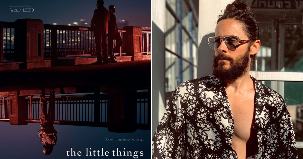 "Jared Leto On Collaborating With John Lee Hancock For 'The Little Things': ""He Did A Great Job Of Keeping You On The Edge Of Your Seat"""