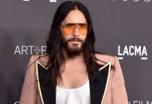 Jared Leto shares rock climbing pics, fans are loving it