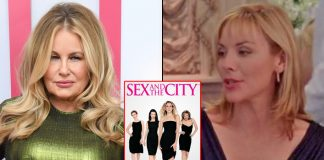 "Jennifer Coolidge Says ""I don't see anyone being able to replace"" Kim Cattrall In The S*x And The City Reboot"