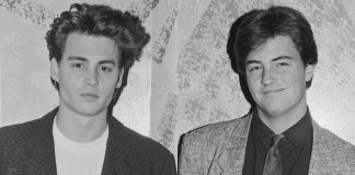 Johnny Depp & Matthew Perry's Throwback Pic From The Past Is Nothing Short Of 'Old Is Gold', Check Out