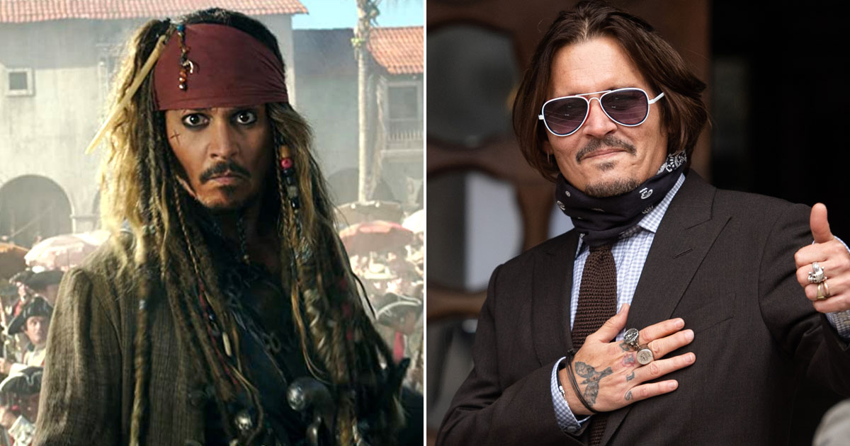 Johnny Depp To Return As Jack Sparrow In Pirates Of The Caribbean 6?