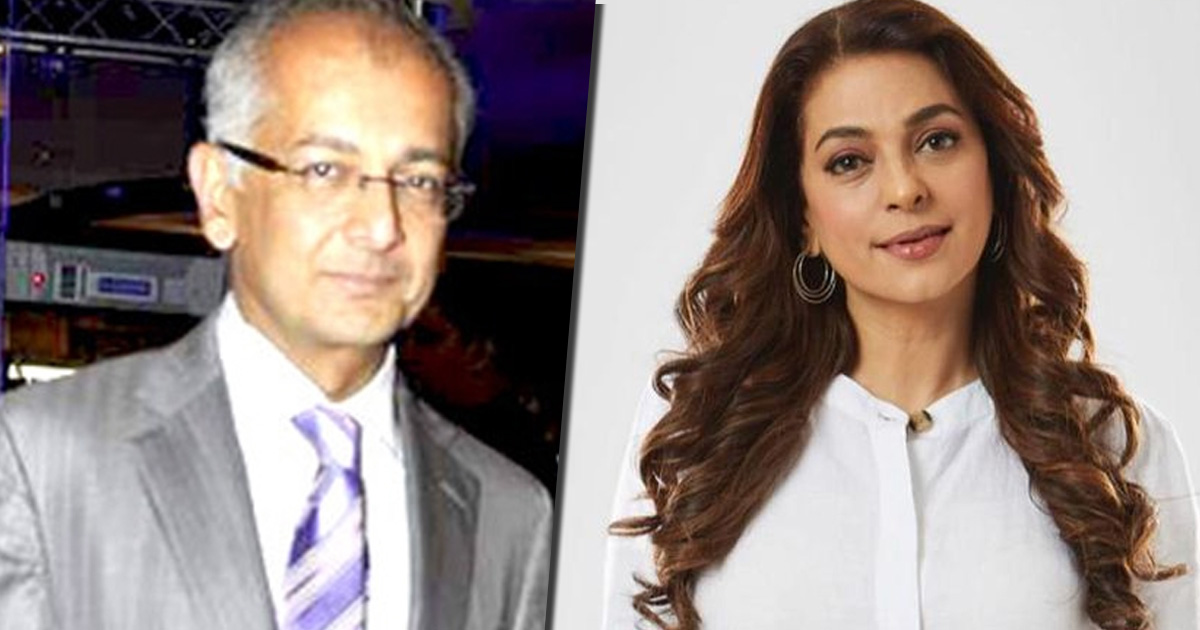 Juhi Chawla & Jay Mehta Recently Got The Terrace Renovated Of Their Ancestral Home In Malabar Hills