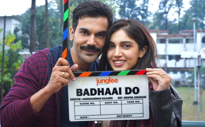 Junglee Pictures 'Badhaai Do' goes on floors today