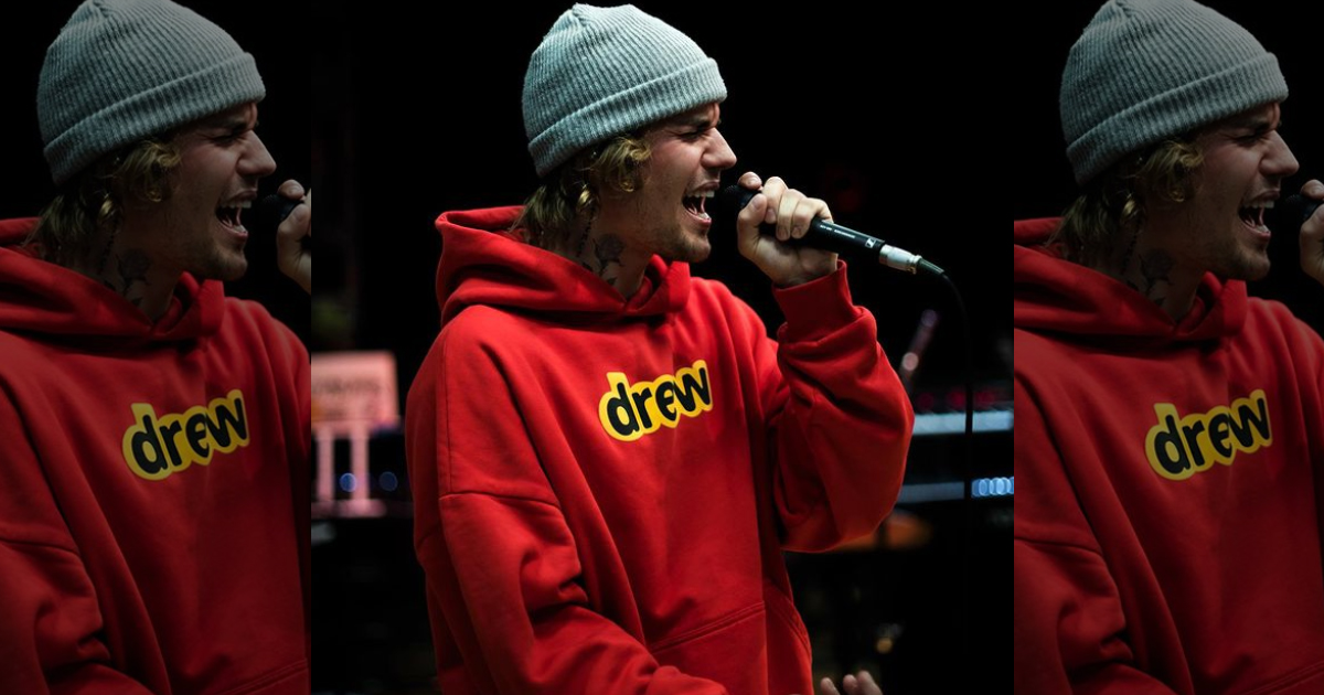Justin Bieber gives an update on his upcoming album