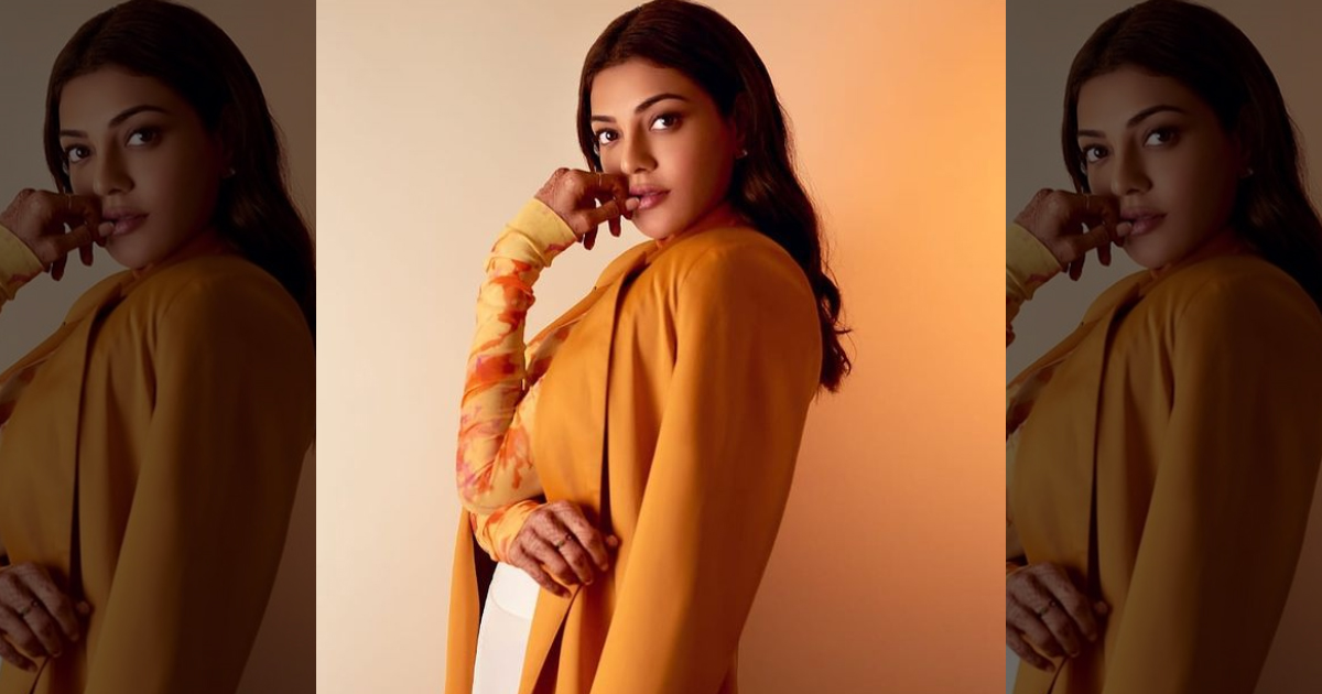 Kajal Aggarwal returns to screen post marriage with debut OTT series on Feb 12