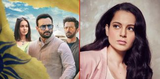 Kangana calls Tandav 'Hindu phobic', 'atrocious' and 'objectionable'