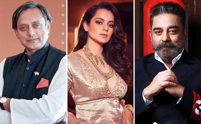 Kangana Ranaut Bashes Kamal Haasan & Shashi Tharoor Over Paying Homemakers