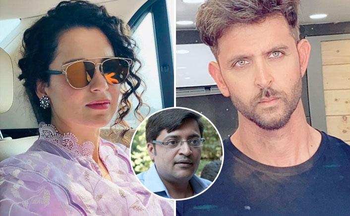 Kangana Ranaut On Arnab Goswami's Leaked Chats On Her & Hrithik Roshan
