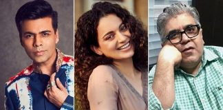 Kangana Ranaut Opens Up On Rajeev Masand Quitting Journalism & Being Appointed As COO Of Karan Johar's Dharma Cornerstone Agency