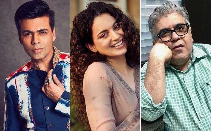 "Kangana Ranaut Reacts To Rajeev Masand Being Appointed COO Of Karan Johar's Dharma Cornerstone Agency, Says, ""This Is How Movie Mafia Hijacks Key People"""
