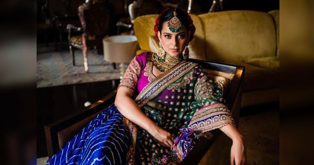 Kangana Ranaut's BTS Video From Manikarnika Had Gone Viral In Which She Was Seen Riding Mechanical Horse