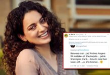 Kangana Ranaut's Twitter Account Temporarily Suspended, Read On