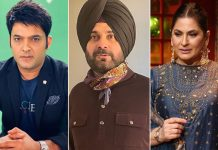 Kapil Sharma Claims Navjot Singh Sidhu Complained To Him About Archana Puran Singh