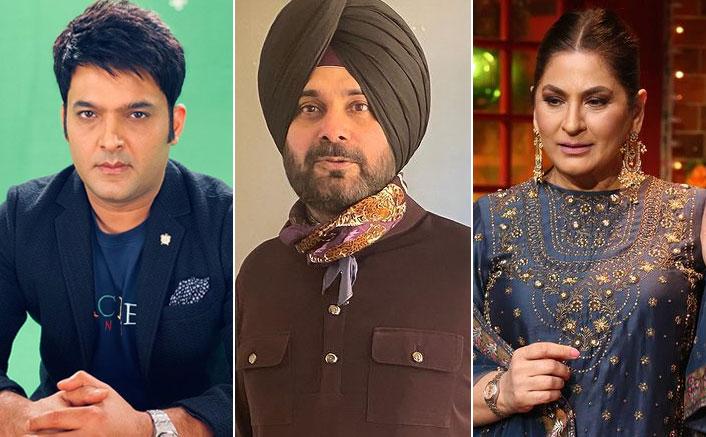 Kapil Sharma Claims Navjot Singh Sidhu Complained To Him About Archana Puran Singh