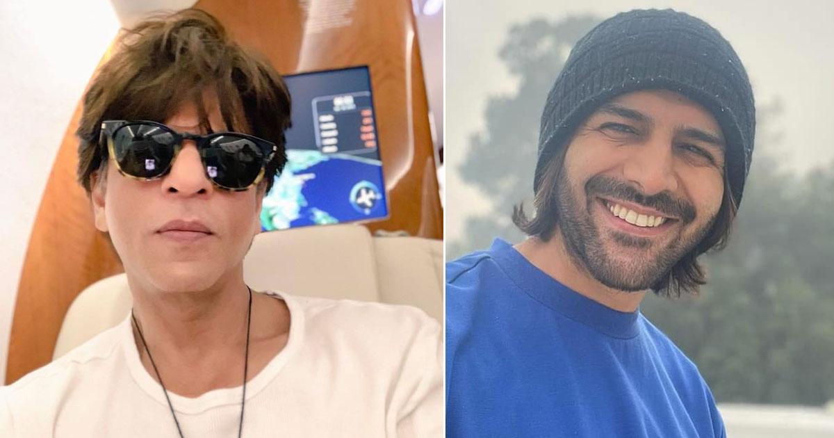 Kartik Aaryan To Play Lead In Shah Rukh Khan's Next Production?