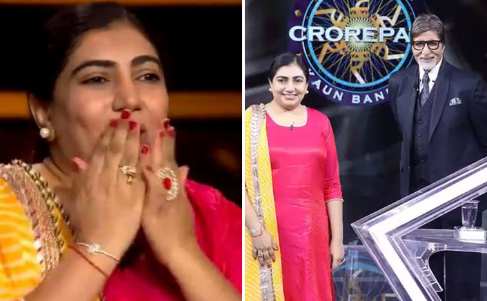 KBC: Neha Shah Wins 1 Crore In Amitabh Bachchan's Show