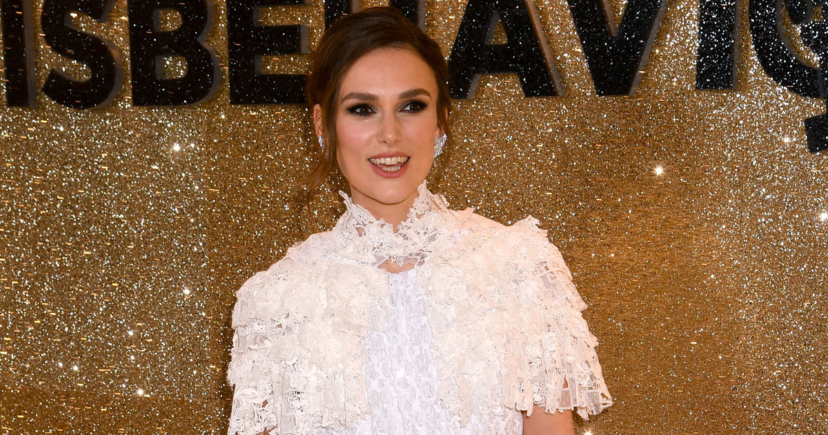 Keira Knightley Isn't Interested In Doing S*x Scenes With Male Directors
