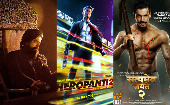 KGF 2, Heropanti 2, Kick 2, Sequels We Have Been Waiting For