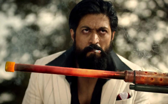 KGF Chapter 2 Teaser Crosses 50 Million Plus Mark, Going By The Teaser The Movie Is All Set To Raise The Roofs