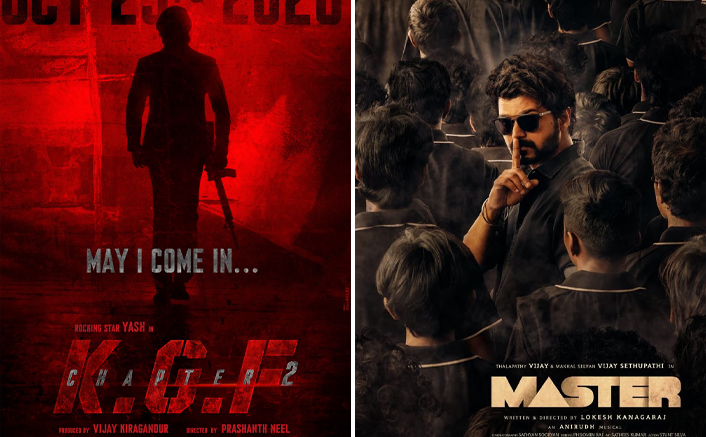 KGF 2 Teaser VS Master Trailer: Which Promo Did You Like? Vote Now!