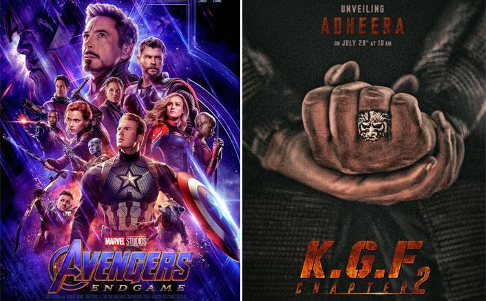 KGF Chapter 2 Teaser To Beat Avengers: Endgame's Trailer