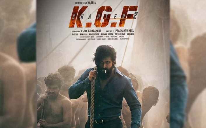 KGF Chapter 2: New Unseen Still Of Yash Goes Viral, Fans Get Desperate For The Teaser